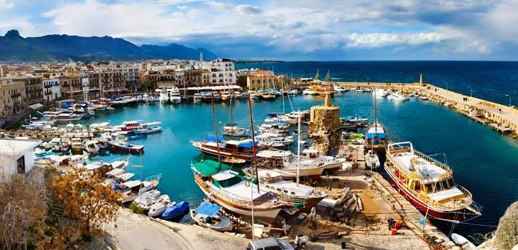 Аренда апартаментов на Кипре с бассейном Кирения 3+1