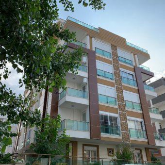 3-комнатная квартира, 95 м², 2/4 эт., Konyaaltı Liman