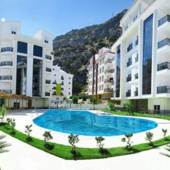 2-комнатная квартира, 65 м², 3/4 эт., Konyaaltı Hurma